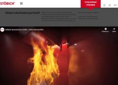 venkovní požární uzávěry
