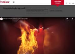 horizontální požární uzávěry